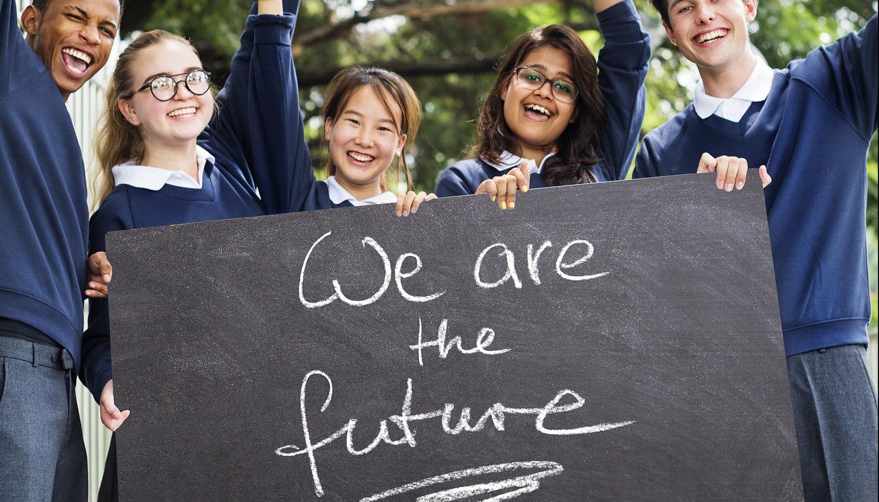 adjust to a new international school
