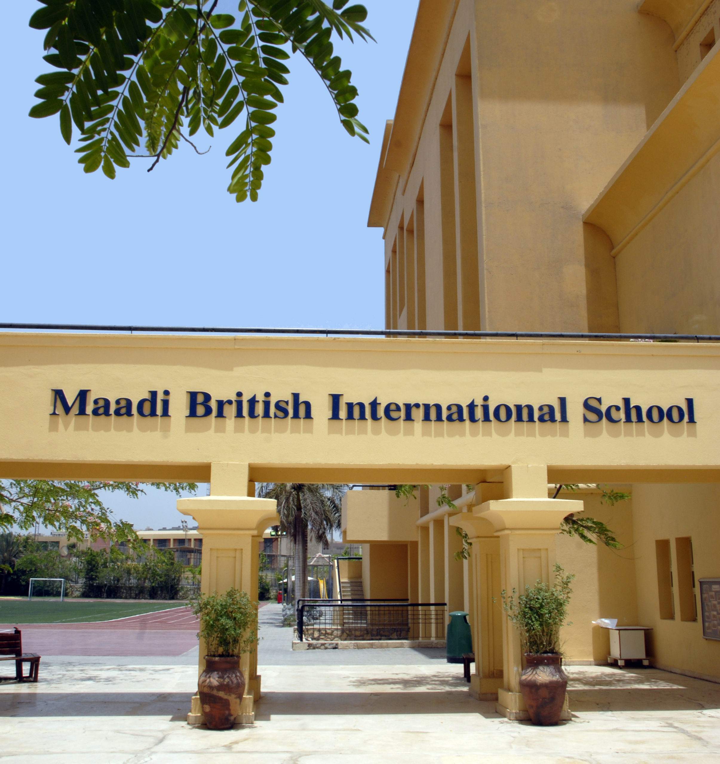 MBIS school Cairo, best international school in Cairo