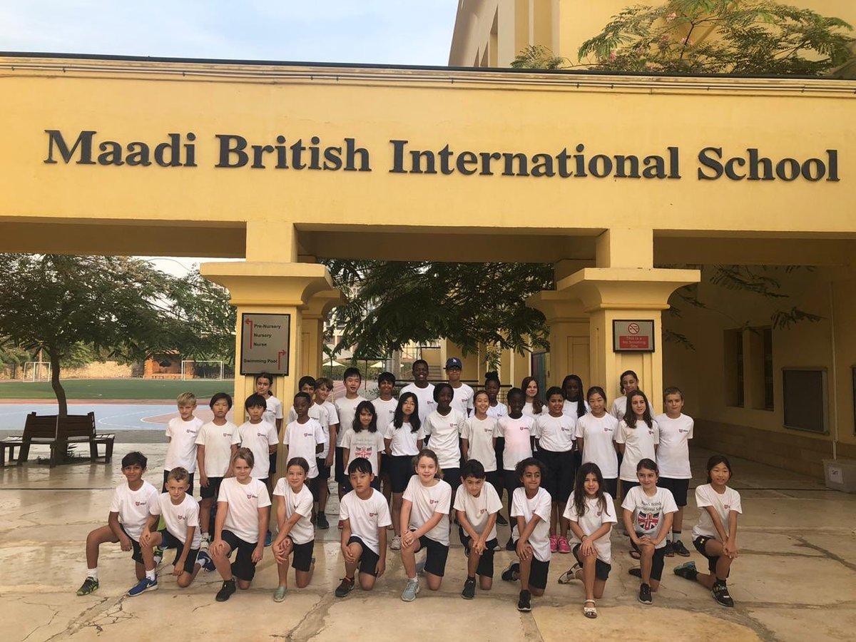 Maadi students
